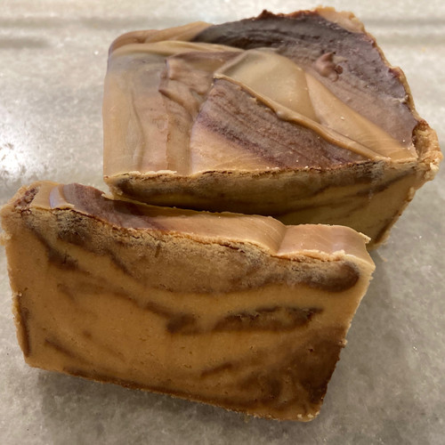 Peanut Butter Chocolate Swirl (4oz)