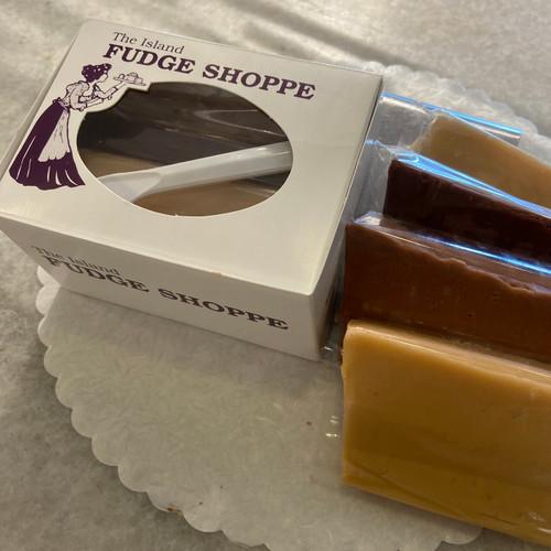 Fudge Sampler