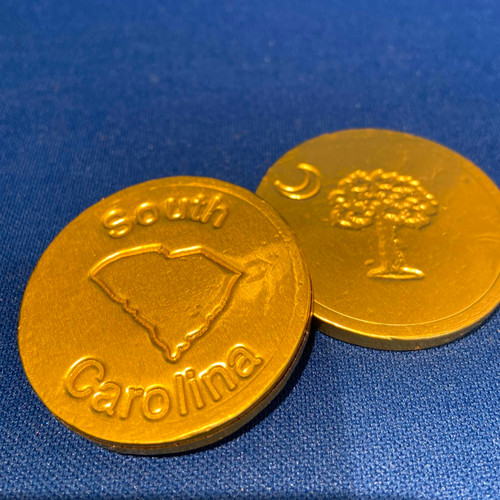 SC State Gold Coins
