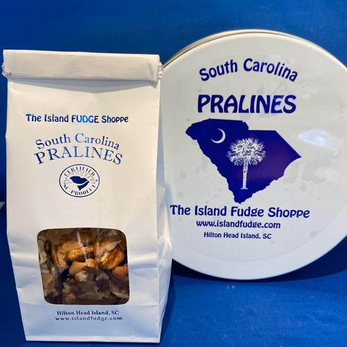 SC Pralines Bag 1/2 lb