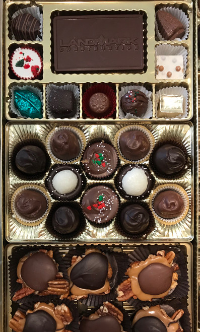 2 lb Chocolate Assortment w/ Business Card