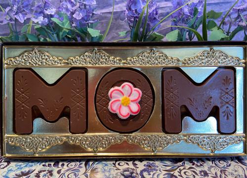 MOM chocolate Mold