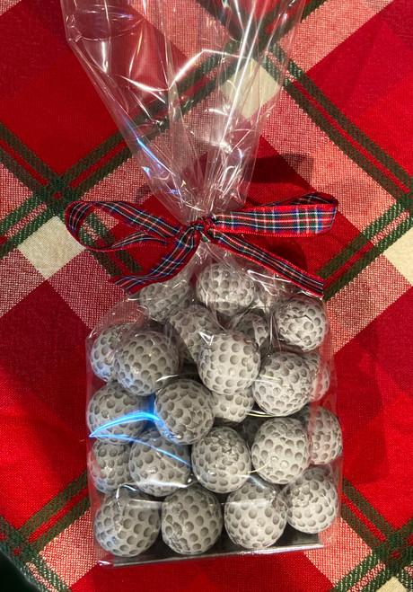 Foil Golf Balls