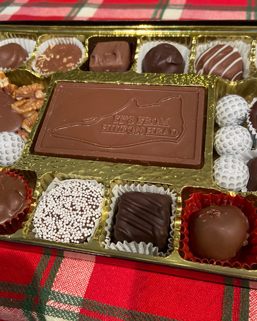 Hilton Head Chocolate Assortment
