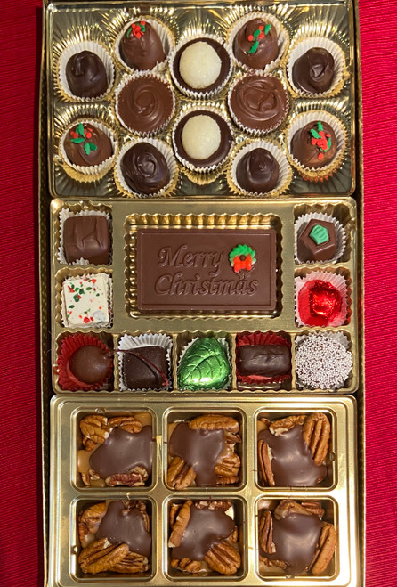 24 oz of some of our most delicious chocolates