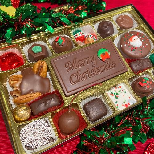Christmas Greeting Card box