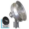 Outdoor Oscillating 18 Inch Fan w/ Mounting Bracket -3 Speed Control on Fan Motor