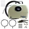 Mist n Go Pump  - 2 Ring - 8 Nozzle Kit for Fans