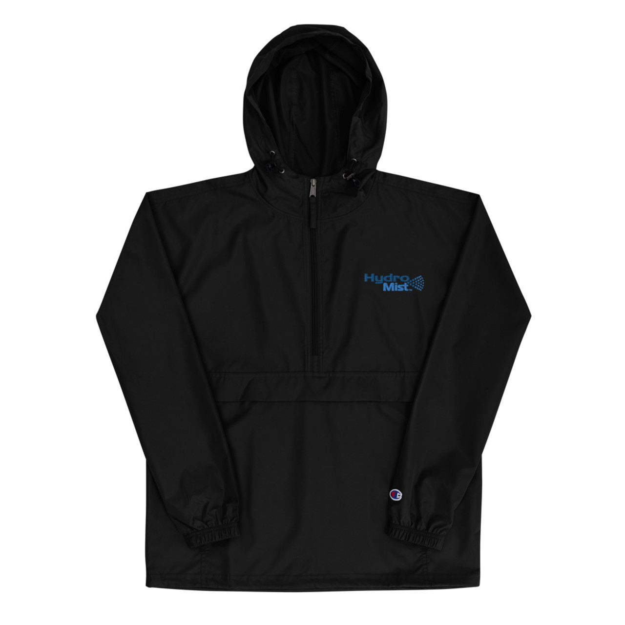 HydroMist Embroidered Champion Packable Jacket