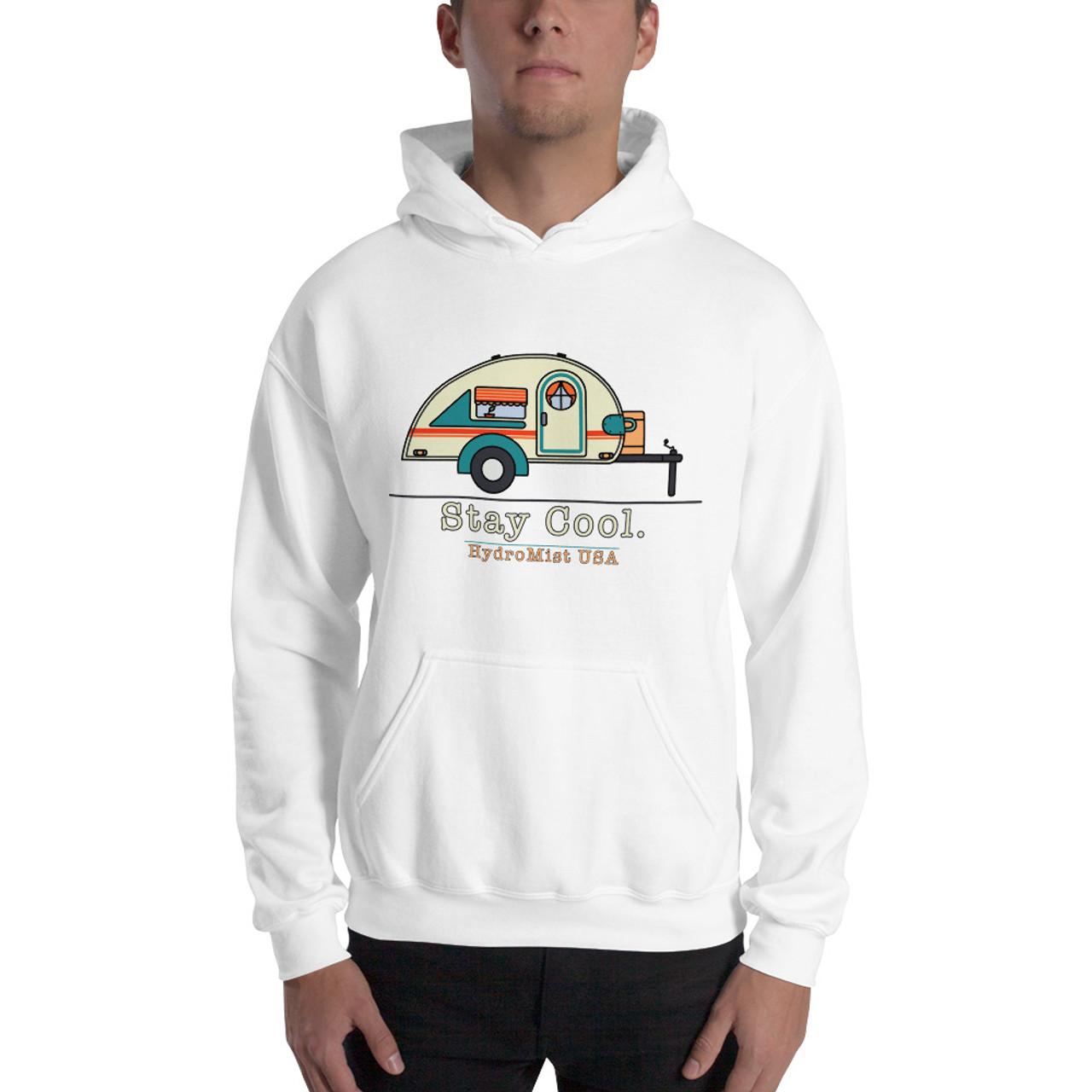 Stay Cool Camper Hoodie