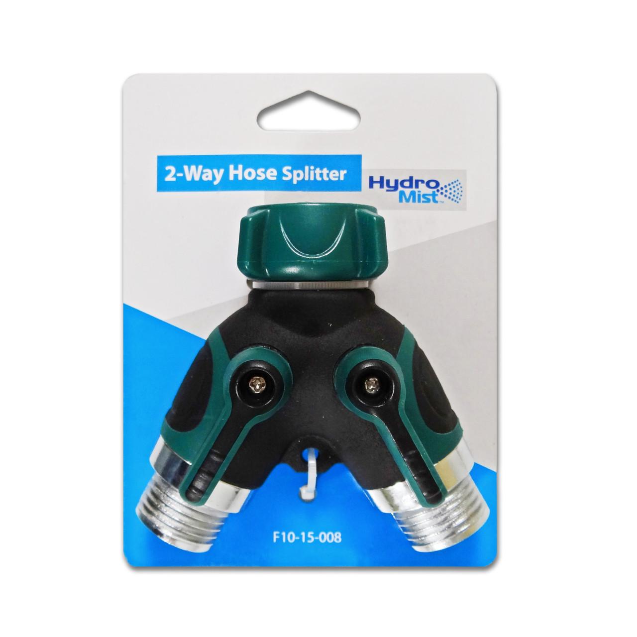 2-Way Hose Splitter