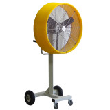 "The ""BEAST"" Industrial Outdoor/Indoor 30-inch Shrouded Fixed Floor Fan-1 Speed"