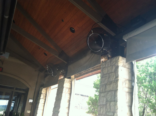 Save money and time by retrofitting any fan into a high pressure misting system.
