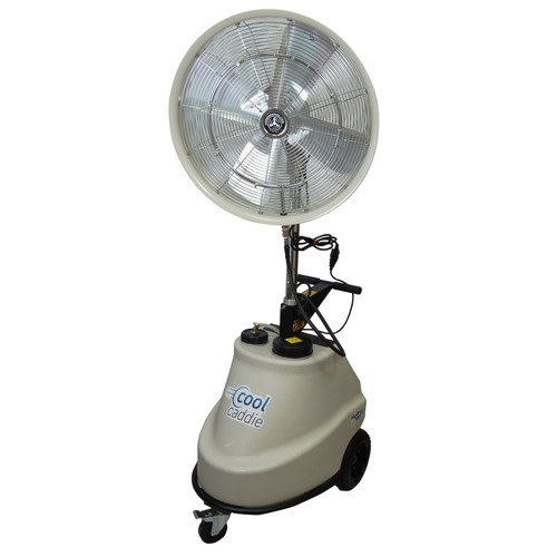 Cool Caddie with 24 inch Fan head and 8 Nozzles