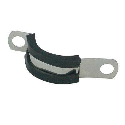 "3/8"" Mounting Clamp for 3/8 High Pressure Nylon Tubing"