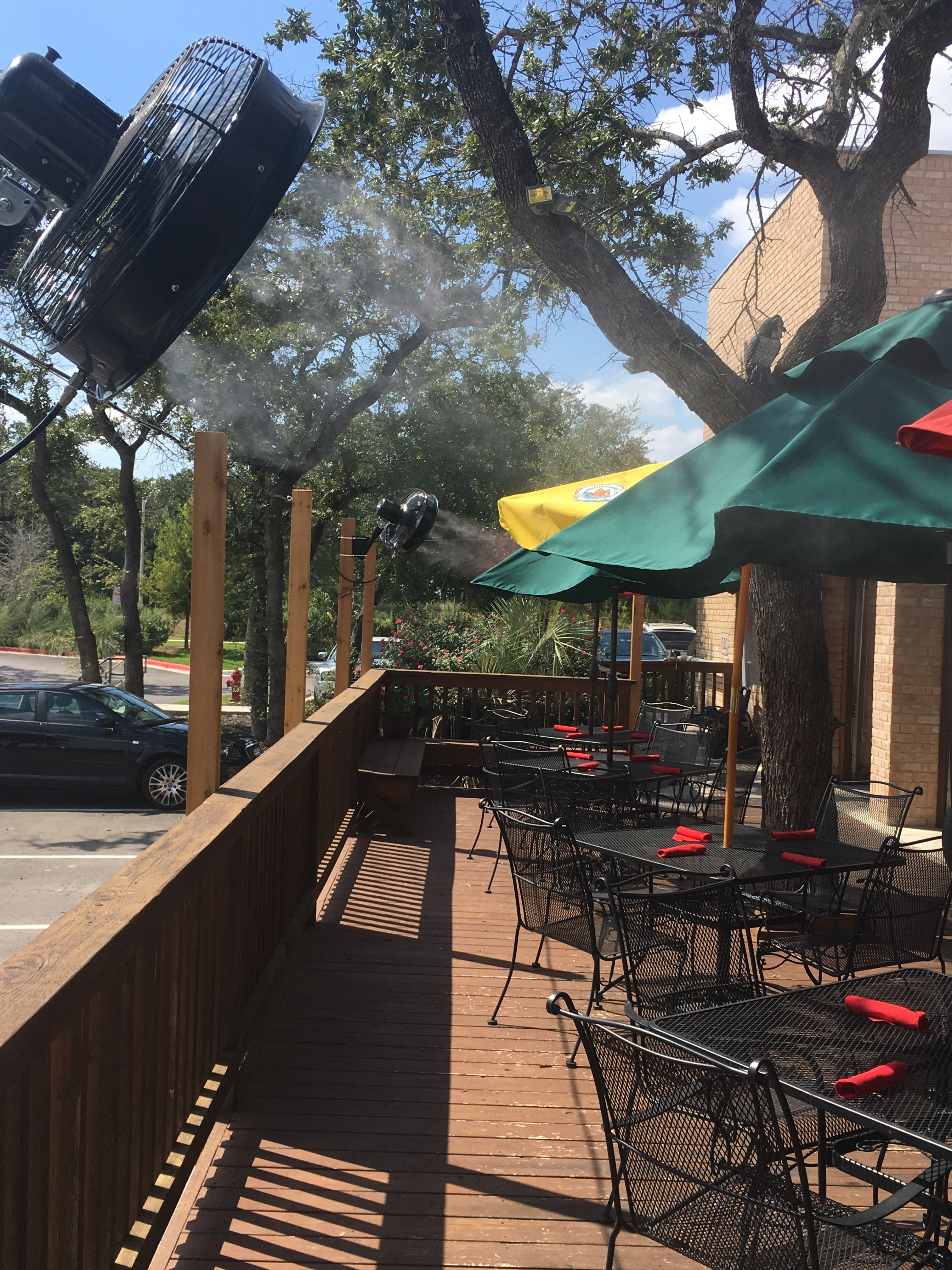HydroMist Misting Now Offers Direct Buy for Restaurants