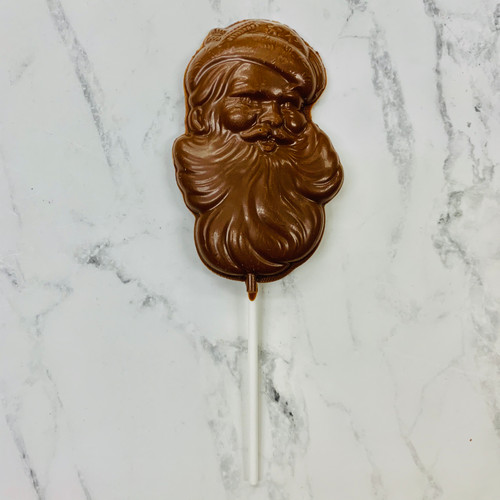 Medium Traditional Santa Sucker