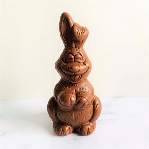 Milk Chocolate Happy Jaden Bunny