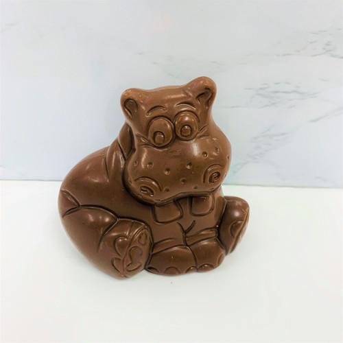 Milk Chocolate Hippo