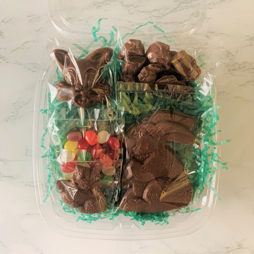 Milk Chocolate Easter Nest