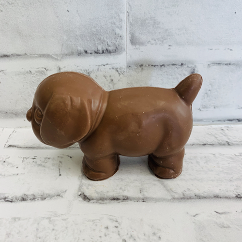 Milk Chocolate Roly Poly Dog