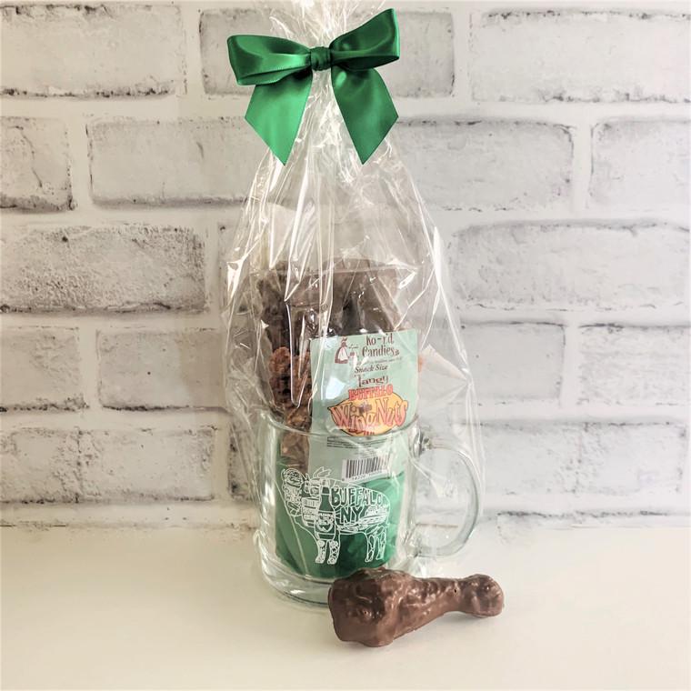 Milk Chocolate Buffalo Mug Set