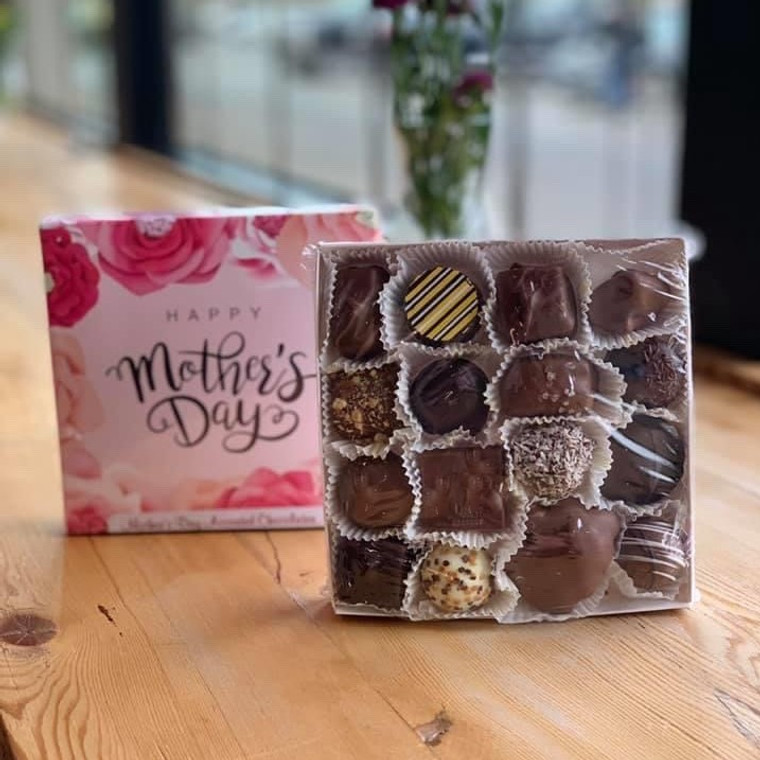 Mother's Day Assorted Box 1/2 lb.
