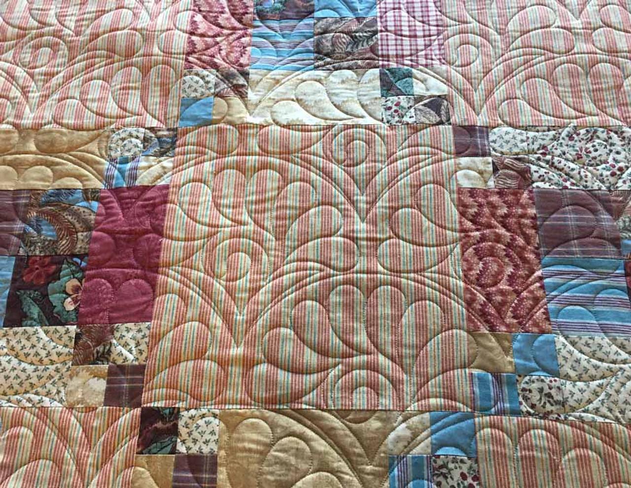 hexagone r/ègle de Courtepointe Patchwork mod/èle en Plastique Outils de Couture Bricolage utiles JERKKY R/ègle de Couture