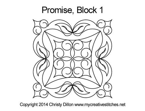 Promise Block 1