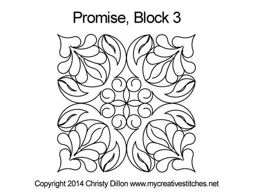 Promise Block 3