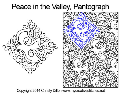 Peace in the Valley Edge-to-Edge