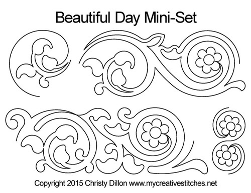 Beautiful Day Mini-Set