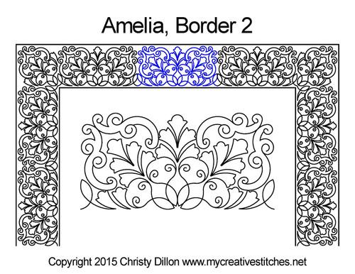 Amelia Border 2