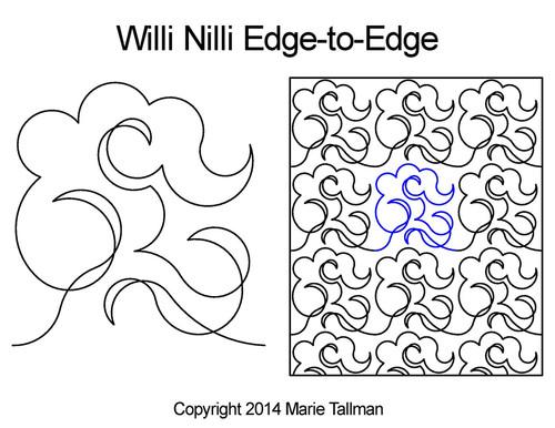 Marie Tallman Willi Nilli Edge-to-Edge