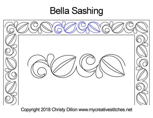 Bella Sashing