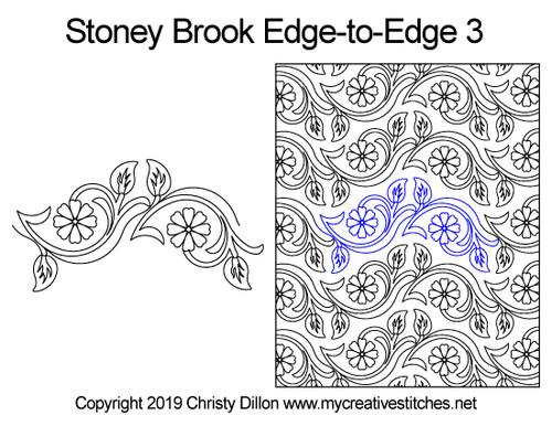 Stoney Brook Edge-to-Edge 3