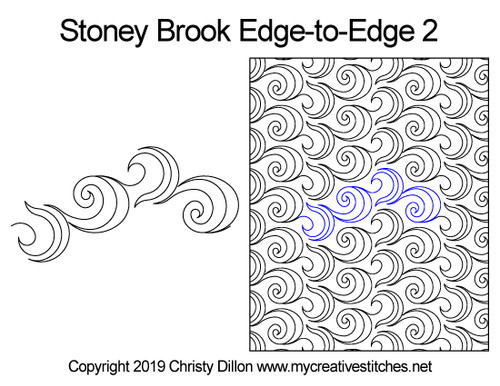 Stoney Brook Edge-to-Edge 2