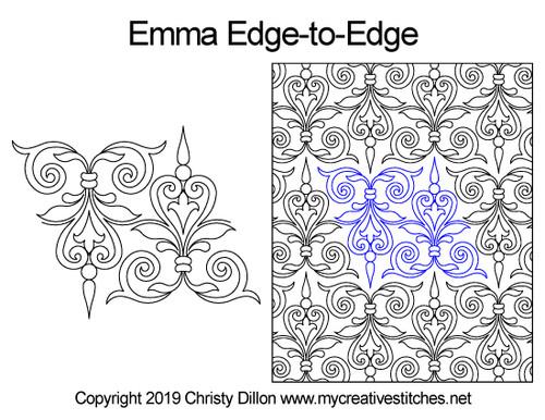 Emma Edge-to-Edge