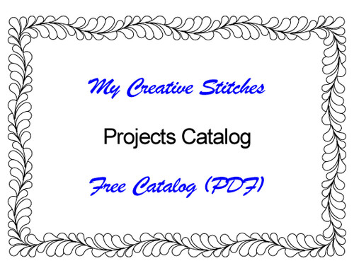 Free Catalog (PDF) for Project Patterns