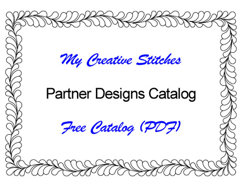 Free Catalog (PDF) for Partners Patterns