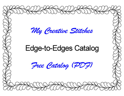 Free Catalog (PDF) for Edge-to-Edge Patterns
