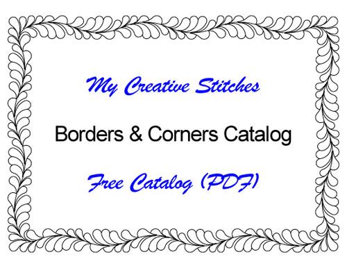 Free Catalog (PDF) for Border Patterns