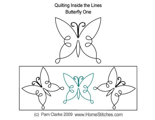 Pam Clarke Butterfly 1