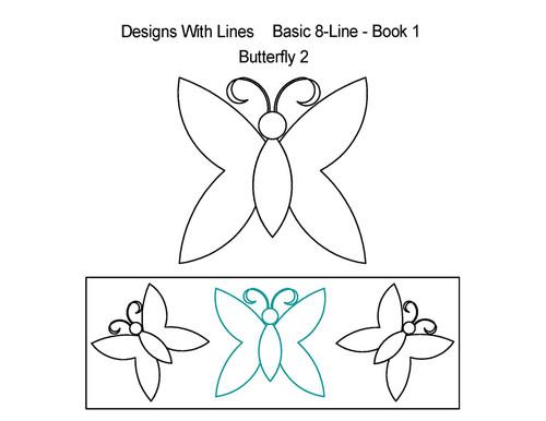 Pam Clarke Butterfly 2