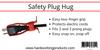 Safety Plug Hug