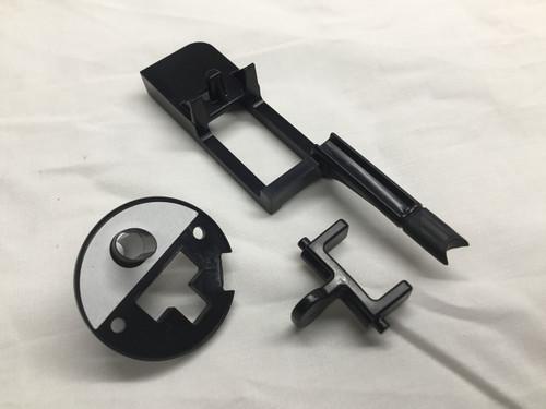 Tube Valve Nipple + Plunger + Pivot (1108+1094+1093)