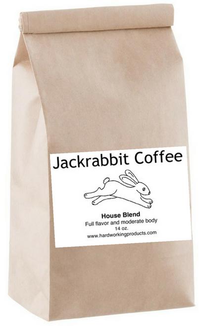 Full flavor and medium body, delicious Arabica coffee.