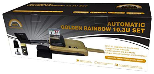 HSTP Golden Rainbow 10.3U Residential Electronic Cigarette Maker