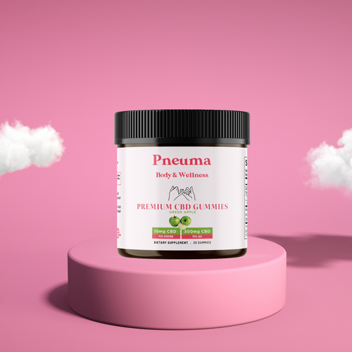 Our Green Apple Gummies are made with the utmost care ! With 10 mg of CBD each, these gummies are perfect and with 30 gummies per container, these gummies will have you feeling like you're on cloud 9 !