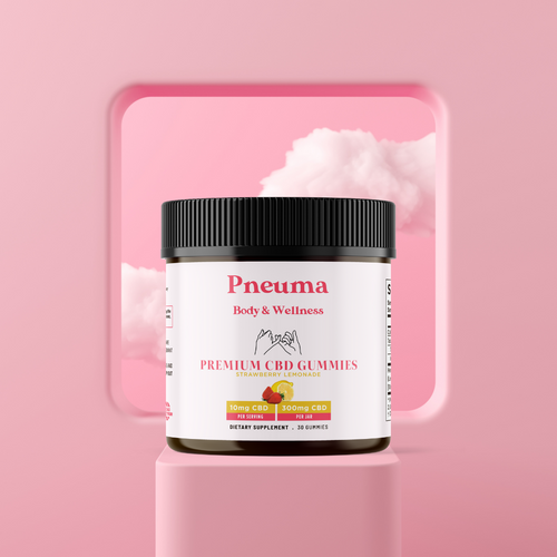 Our Strawberry Lemonade Gummies are made with the utmost care ! With 10 mg of CBD each, these gummies are perfect and with 30 gummies per container, these gummies will have you feeling like you're on cloud 9